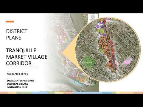 Tranquille Market Corridor: Social Enterprise Hub, Cultural Village, and Innovation Hub