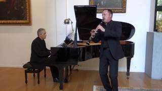 GERSHWIN Rhapsody in blue clarinet glissando