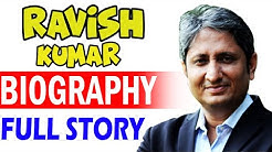 Ravish Kumar Biography in Hindi | NDTV News Anchor (Journalist) Wiki | Success Struggle & Life Story