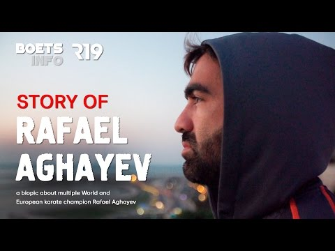 STORY OF RAFAEL AGHAYEV (English language)