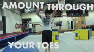 Beginner Backflip Tutorial/Make Your Backflips Better (Freerunning Tricks)