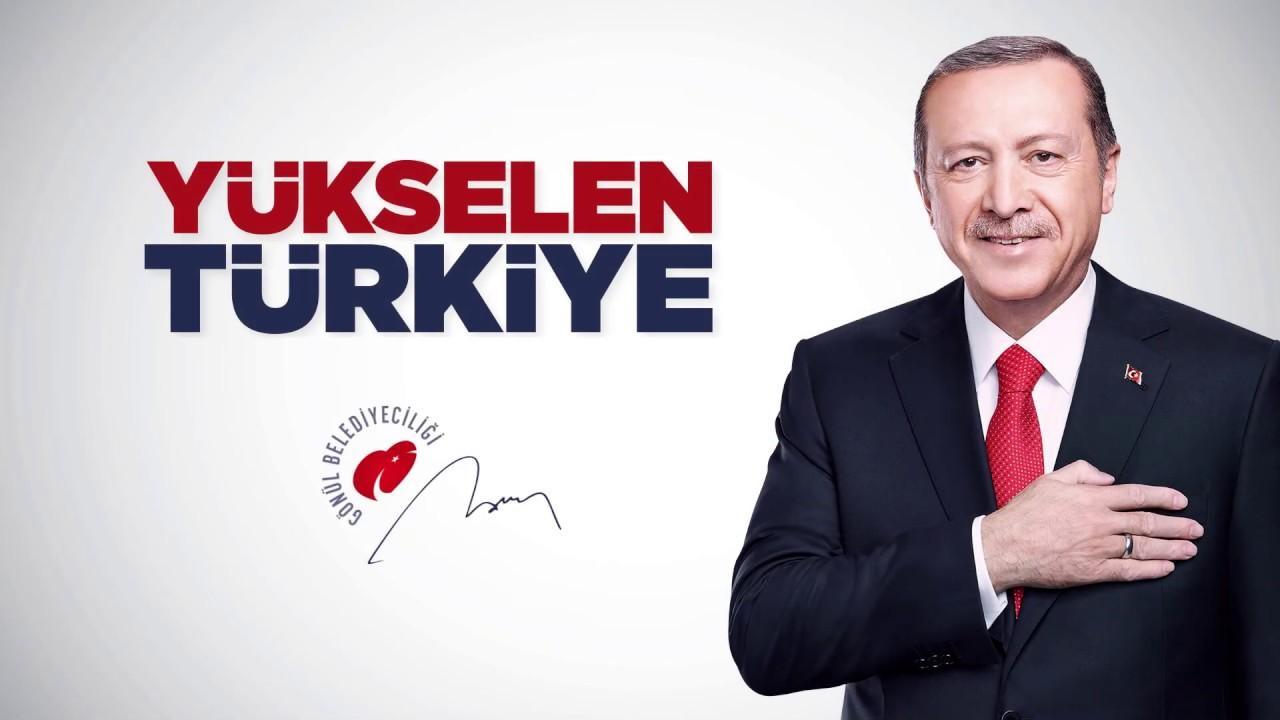 El ele, gönül gönüle Yükselen Erzincan, Yükselen Türkiye