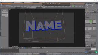 How to make a Blender Intro from Scratch