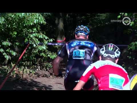 Liefhebbers mogen rondje rijden op parcours NK Mountainbike