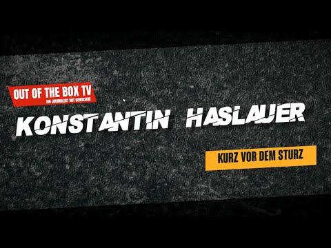KURZ VOR DEM STURZ ++ im Gespräch mit Konstantin Haslauer