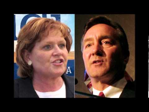 3rd Debate Rick Berg vs. Heidi Heitkamp