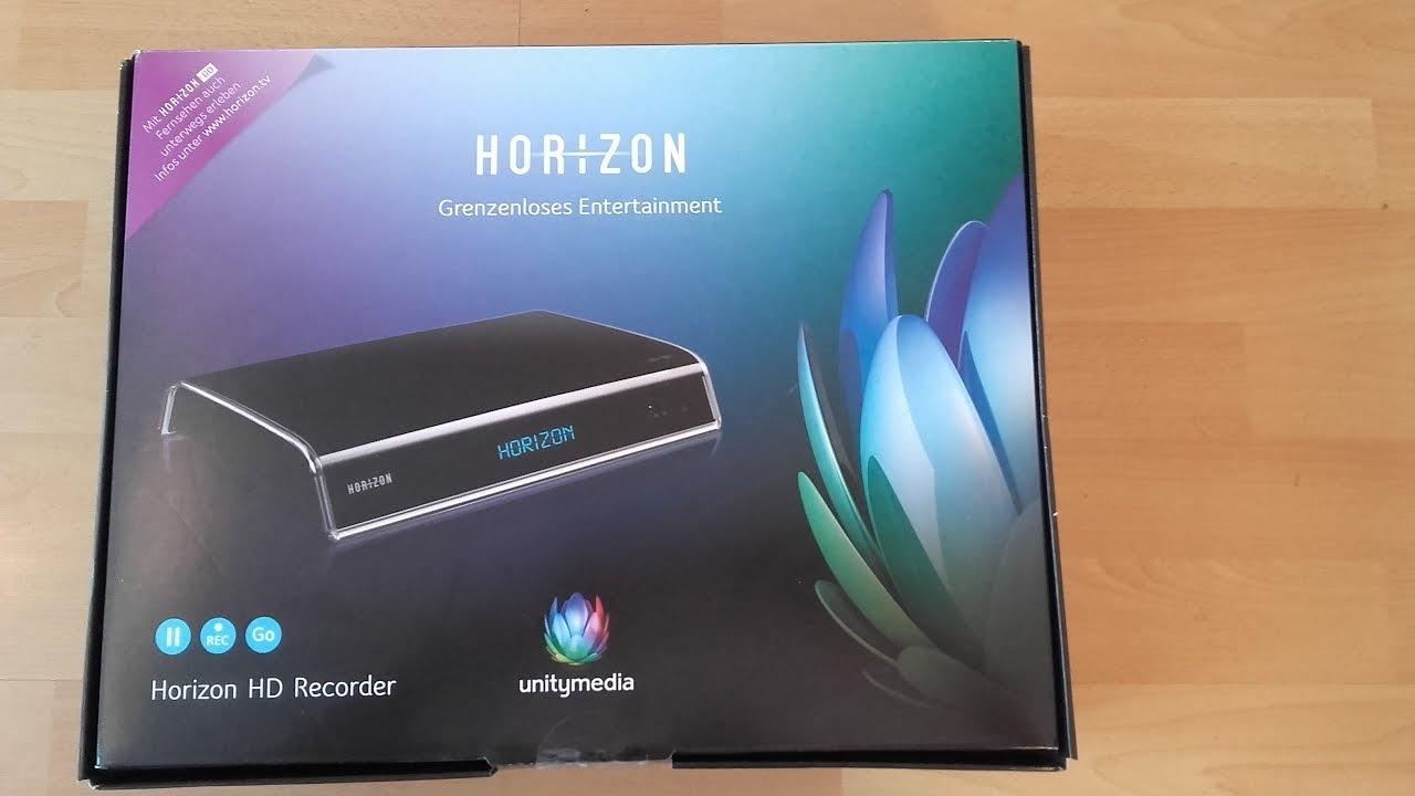Unitymedia Horizon Box