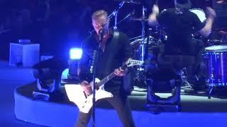 Metallica - Confusion @Ziggo Dome Amsterdam 06092017