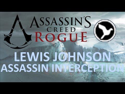 [PC] Assassins Creed Rogue - Lewis Johnson Assassin Interception