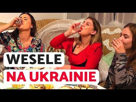VLOG: WESELE NA UKRAINIE - SZOK DLA POLAKA !  Żydaczów, Lwów, Stryj