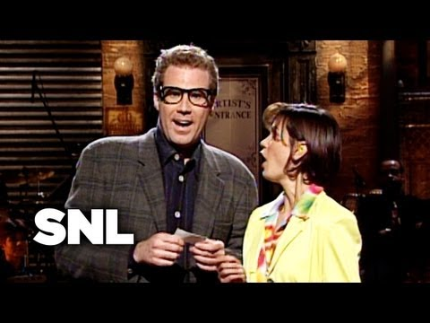 Teri Hatcher Monologue - Saturday Night Live