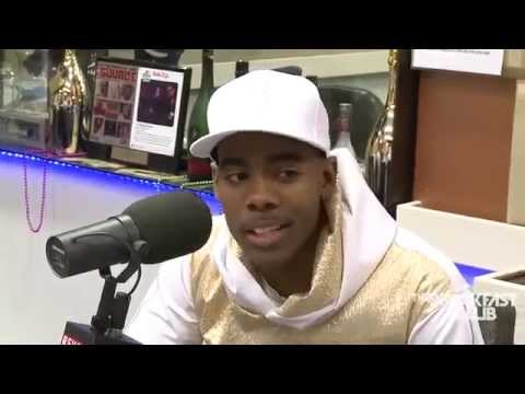 Mario Interview at The Breakfast Club Power 105.1 (02/27/2015)
