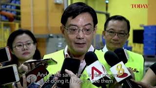 Minister Heng Swee Keat on the  upcoming Budget thumbnail