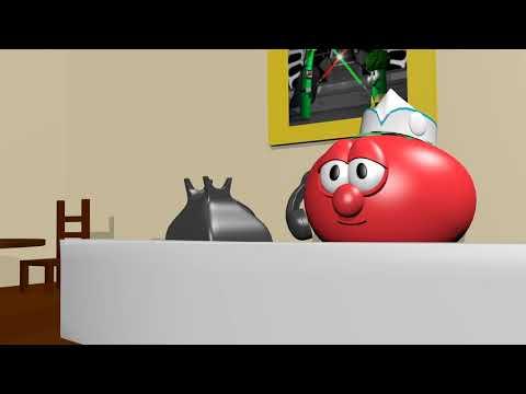 T H I S I S B O B (Pixarfan 8695 Model Test)