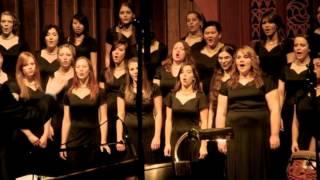 Oregon State University Alma Mater - Carry Me Back - OSU Chamber Choir