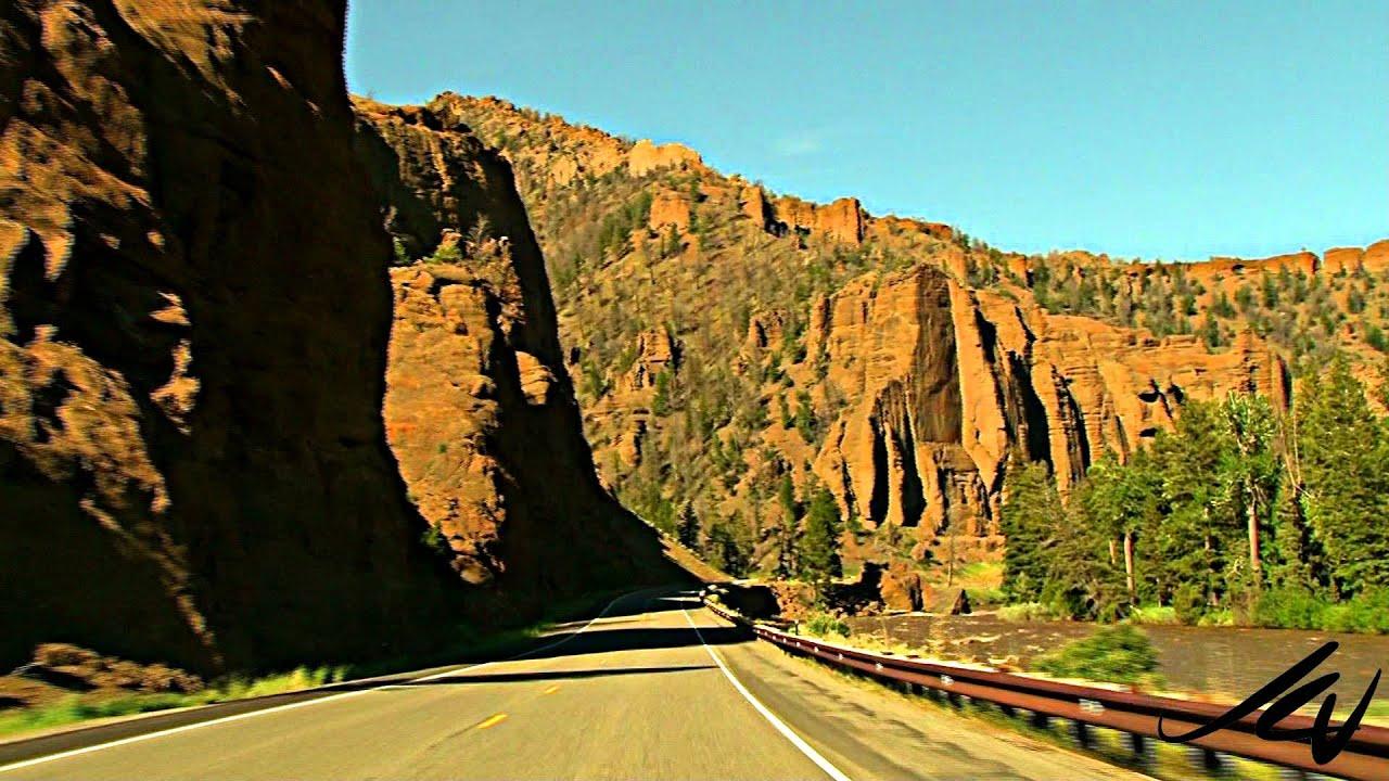 wyoming red rock canyon