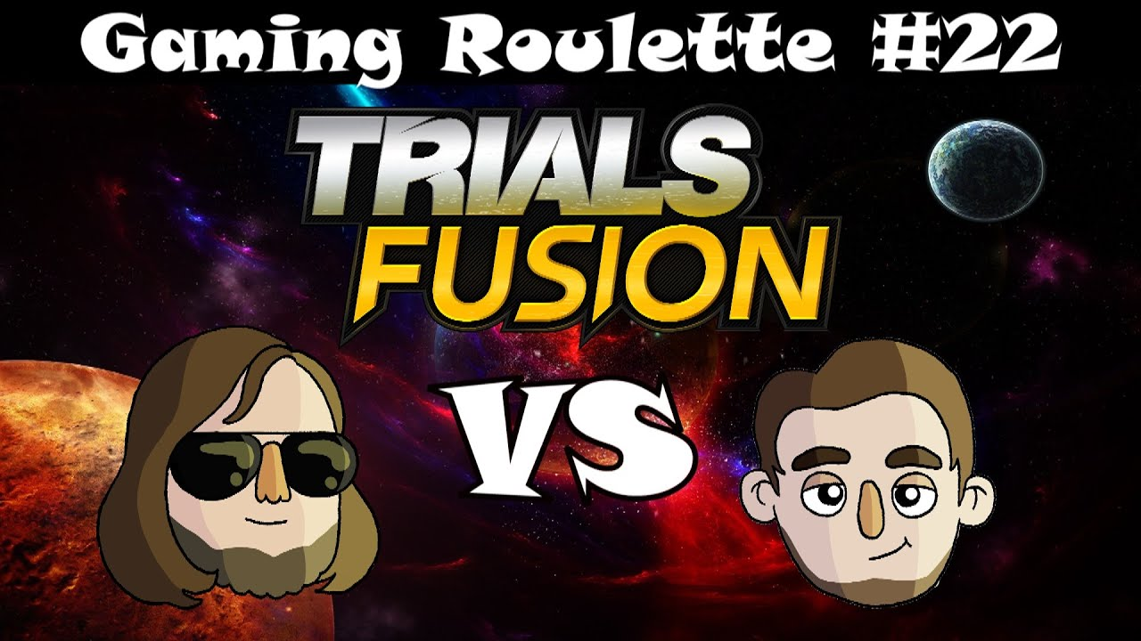 Gaming Roulette Episode 22 Erik Vs Pat Trials Fusion Xbox One