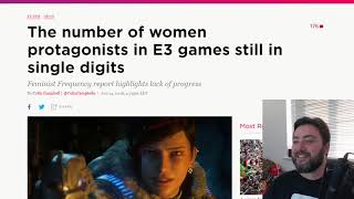 At E3, the Feminists Lost