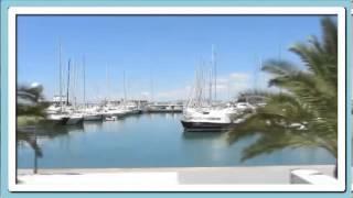 Barcos y yates en Palma de Mallorca, España [Aqui hay mucho dinero]