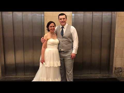 Music Man Entertainment Wedding Testimonials | Melissa & Cory | 04/28/18 | The State Room | Albany