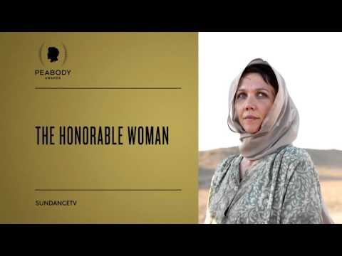 Hugo Blick  The Honorable Woman  2014 Peabody Award Acceptance Speech