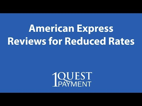 American Express Reduced Rates - Opt Blue -  Orlando Merchant Services