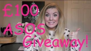 FANX Giveaway £100 ASOS Vouchers! [CLOSED]