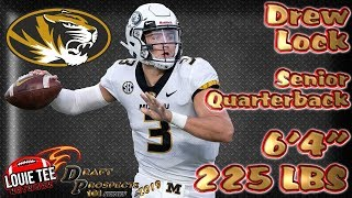 2019 NFL Draft Prospects 101 | Film Session | QB Drew Lock