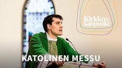 Katolinen messu Suomessa ‒ suitsukkeita ja tuttuja piirteitä