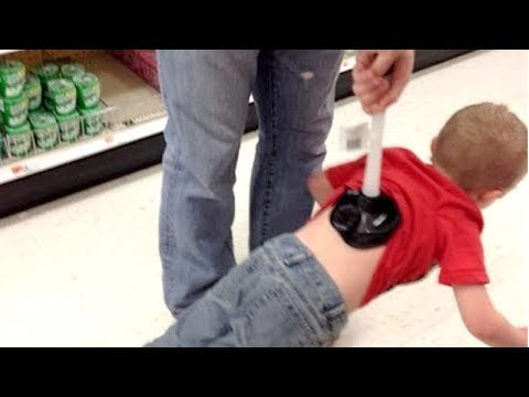 Just TRY NOT TO LAUGH at these KIDS & BABIES, IMPOSSIBLE! - Funny KIDS compilation