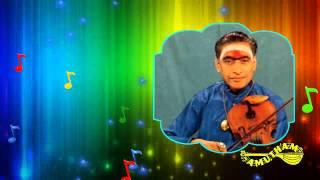 Venkatachala Nilayam - Rain Bow  - Dr. Kunnakudi Vaidyanathan