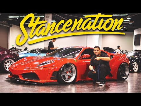 Stance Nation Anaheim CA 2018