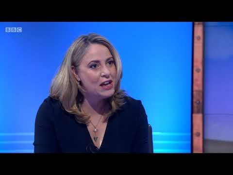 Debbie Abrahams MP discussing Labour and Universal Credit on BBC Sunday Politics