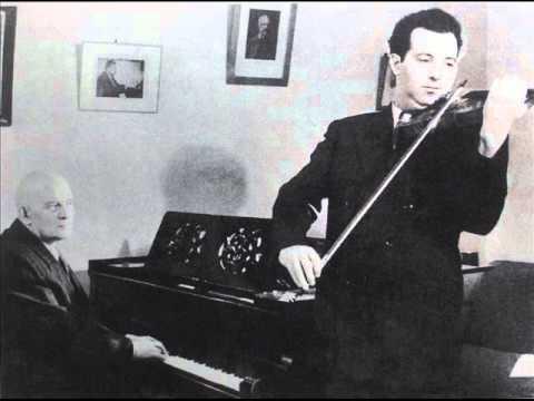 "Julian Sitkovetsky play Tartini Sonanta ""Devil's Trill"" (Yampolsky)"