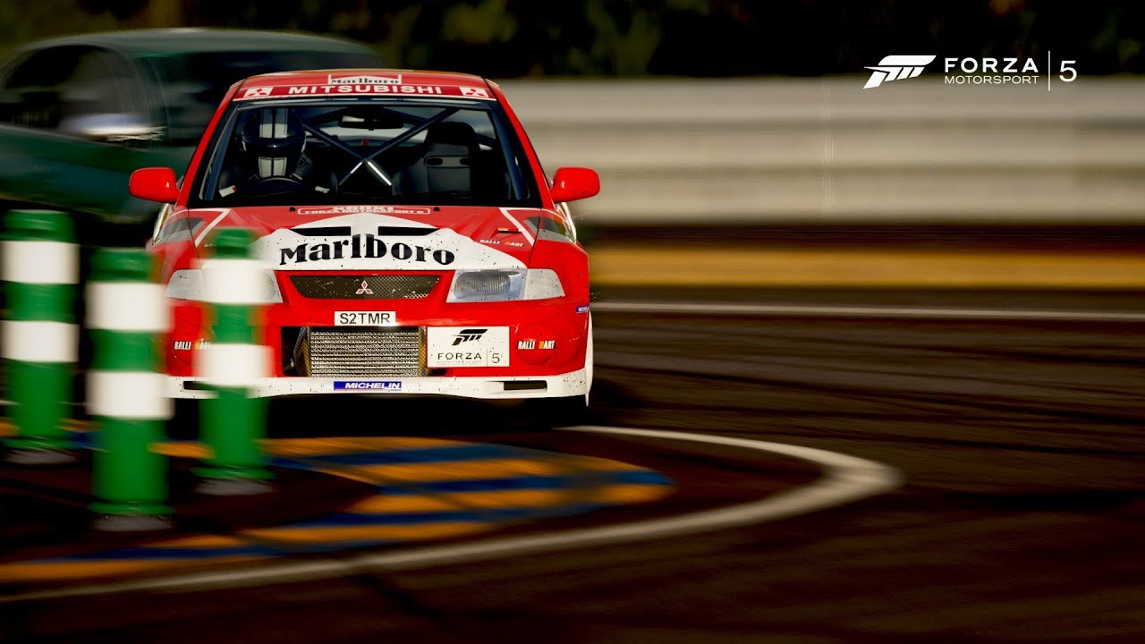 Forza Motorsport 5 Introducing Tommi Makinen S 1999