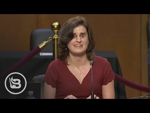 First Blind SCOTUS Clerk Tells Incredible Story of ACB That All of America Should Hear
