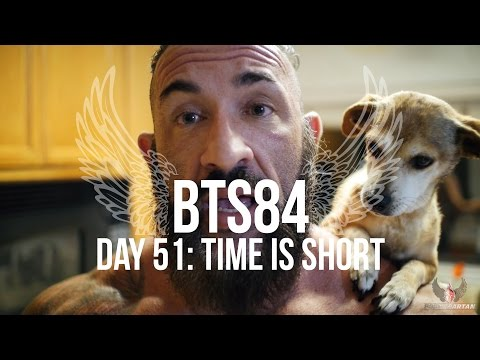 BTS84 Day 51 | Time is short, be motivated