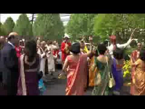 Jina Brass Band / Indian Baraat Band - April 2008