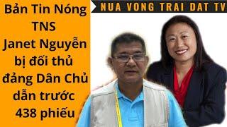 🆕 NÓNG: TNS Janet Nguyễn bị đối thủ dẫn trước 438 phiếu