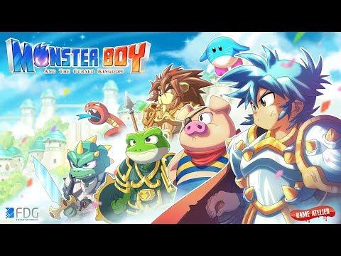 Monster Boy and the Cursed Kingdom - Découverte Sur Switch thumbnail