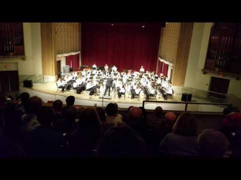 Capital Winds Shenandoah 3-5-2017