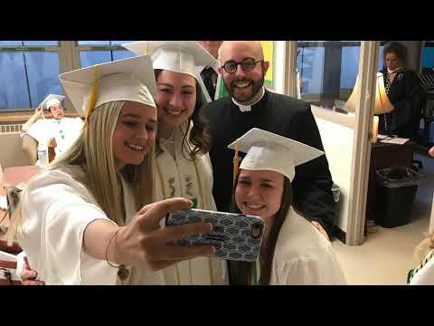 Roanoke Catholic School Graduation 2018