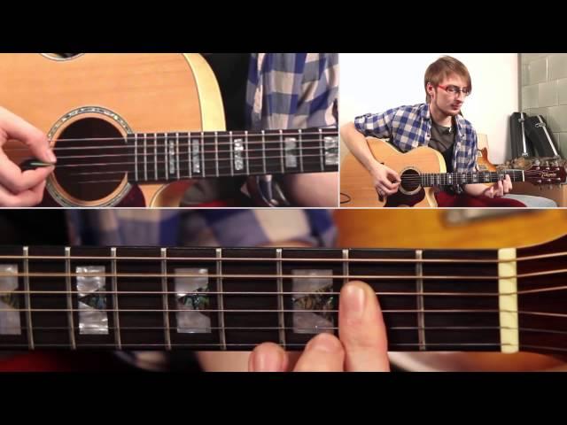 Jak zagra na gitarze - WEHIKUŁ CZASU