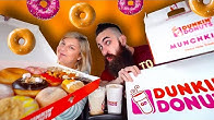 DUNKIN DONUTS CHEAT MEAL | 9,000 CALORIES | The Back Seat Blow Out Ep.9