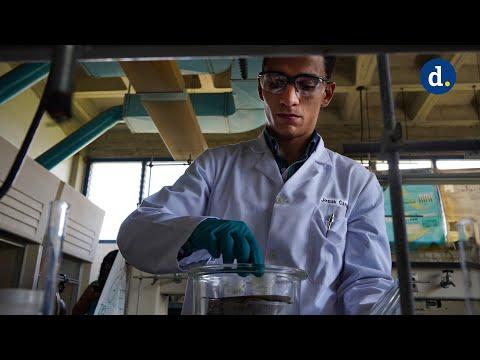 El químico de la USB que representará a Venezuela en un encuentro Nobel