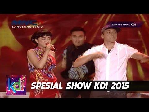 Mumu Cemburu Liat Juju Duet sama Bule - Spesial Show KDI 2015 (19/5)
