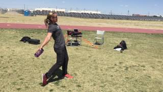 Discus Skills and Drills