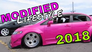 Modified lifestyle Napierville 2018