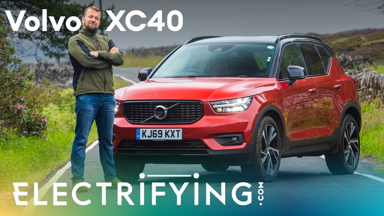 Volvo XC40 Recharge PHEV SUV: In-depth review with Tom Ford / Electrifying