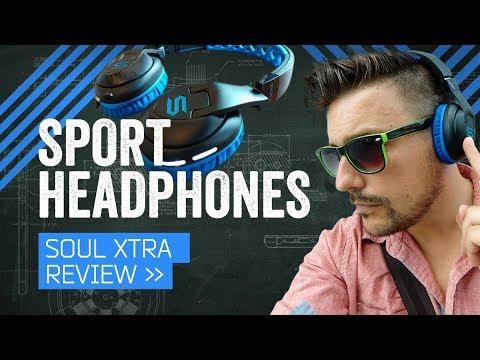 Soul XTRA Review: Washable Sport Headphones